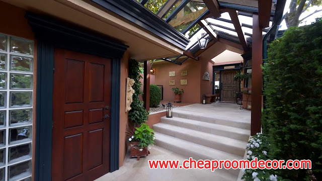 Modern Main Entrance Design Ideas for Home 2