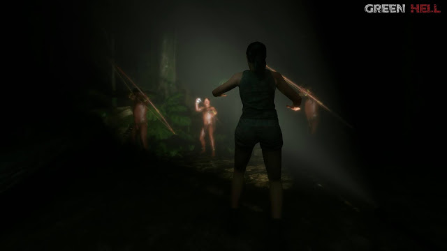 Green Hell The Spirits of Amazonia