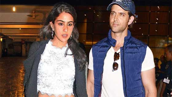 Sara And Hrithik To Star Together?