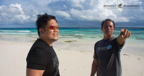 Rolando Noe Andong KMZ Sandbar - Schadow1 Expeditions