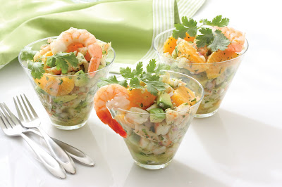 http://myfreshideas.com/?recipe=gold-nugget-mandarin-shrimp-salad