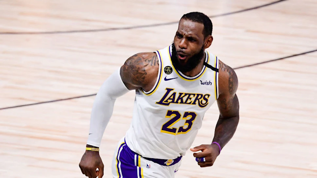LeBron James-Backed Campaign Paid Off Fines Of 40,000 Felons So They Can Vote, Report Says
