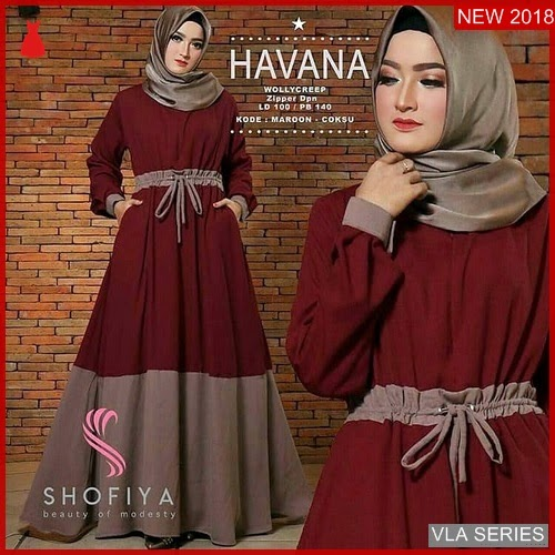 VLA023H114 Model Dress Havana Bd Murah BMGShop