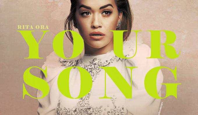 MUSIC: Rita Ora Ft. Burna Boy – Your Song (Teamsalut Remix)