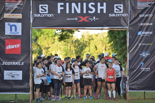 Salomon Xtrail Run 2015 Bacolod leg