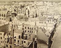 Destruction of Kolberg 1945