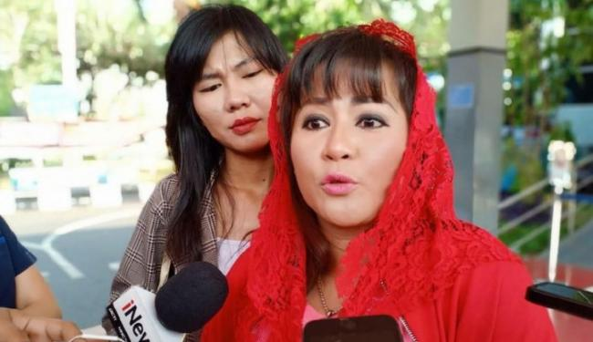 Dewi Tanjung PDIP Sebut Anies Miliki Skenario Jahat di Balik PSBB Total