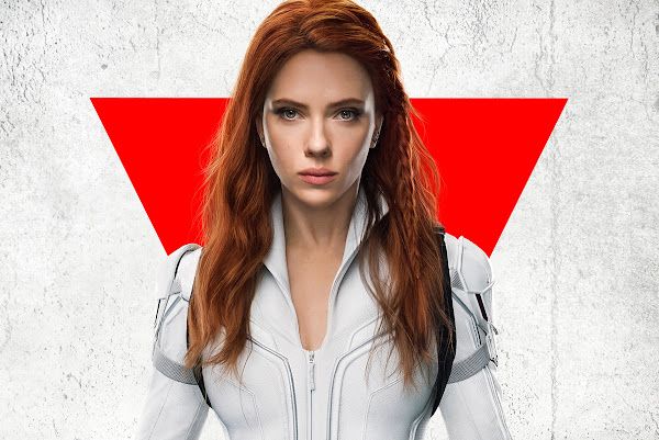 Scarlett Johansson processa Disney por cauda de Black Widow
