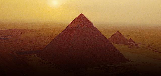 La Gran Piramide podría esconder tremendos secretos