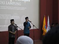 Universitas Lampung Kirimkan 15 Perwakilan ke Universitas Syiah Kuala Aceh dalam ajang MTQ-MN