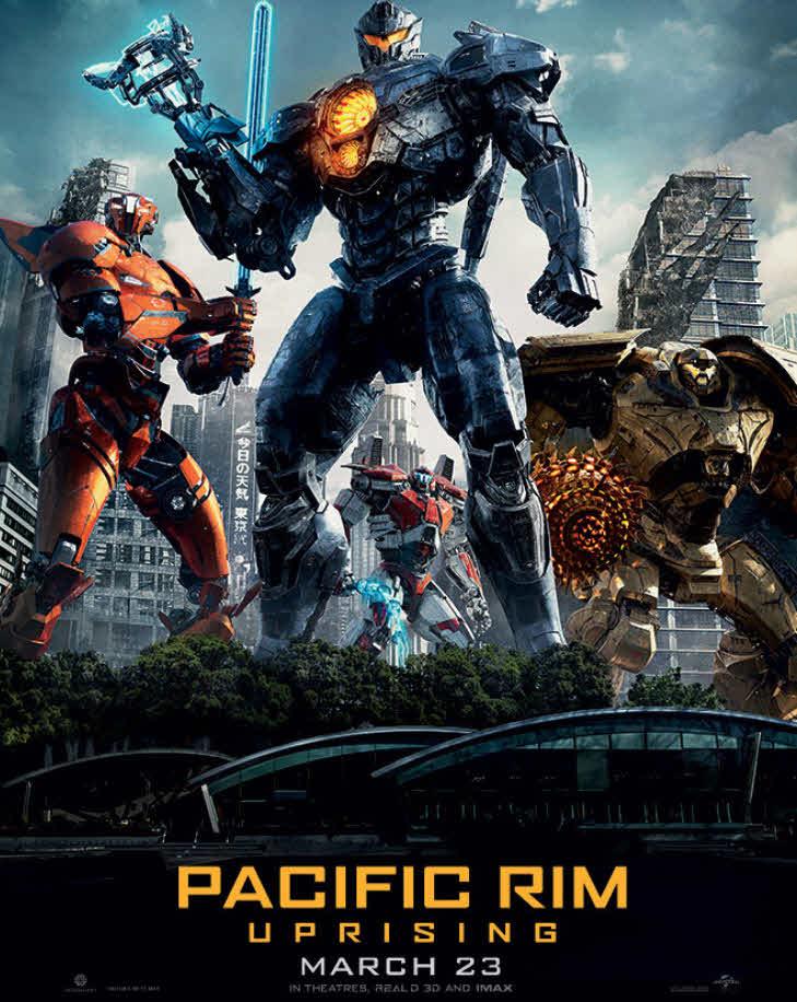 مشاهدة فيلم Pacific Rim Uprising 2018 مترجم