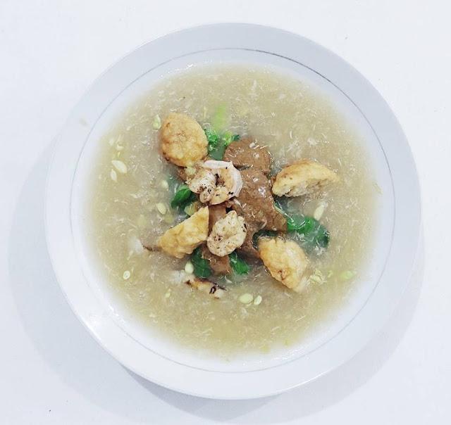 Kuliner Kwetiaw Bakar Wapo Khas Bandung