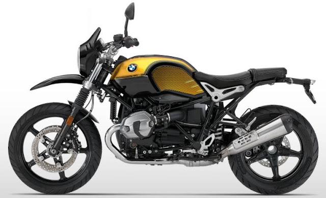 Spesifikasi BMW R NineT Urban G/S