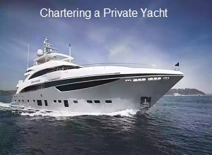 Insurance Coverage When Chartering a Private Yacht