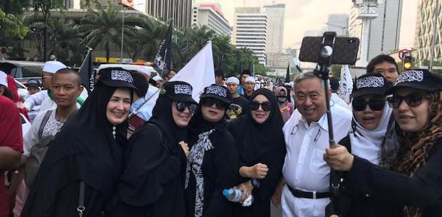 Lieus Sungkharisma: Reuni 212 Aman, Stop Nyinyir Dan Provokasi!