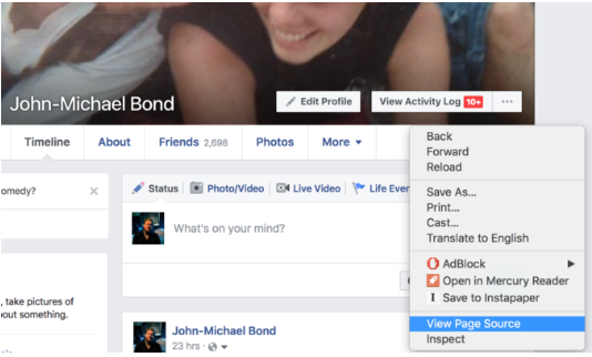 How to See Who Looks at Your Facebook Page