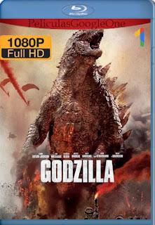 Godzilla[2014] [1080p BRrip] [Latino-Inglés] [GoogleDrive]