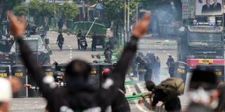 Pemerintah Klaim Kantongi Dalang Kerusuhan 22 Mei 2019. Ini Penjelasan Wiranto?