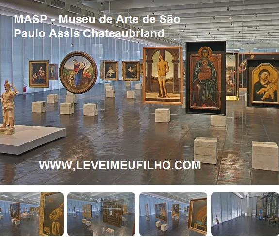 MUSEU VIRTUAL – SÃO PAULO – SP