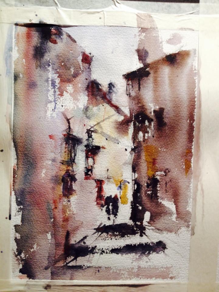 Brave 16 Tubes Of Watercolour. 5ml