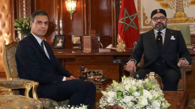 ⚫ Tras el aplazamiento en Diciembre, Moncloa descarta también que Pedro se reúna este mes con Mohamed VI.