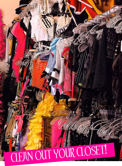 The kokonut stylist - Cleaning out your closet ...