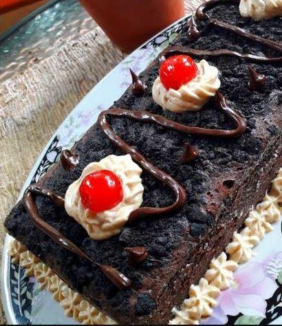 oreo cake viral