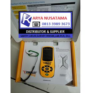 Jual Stike Alert HD Lightning Detector Yellow di Pasuruan