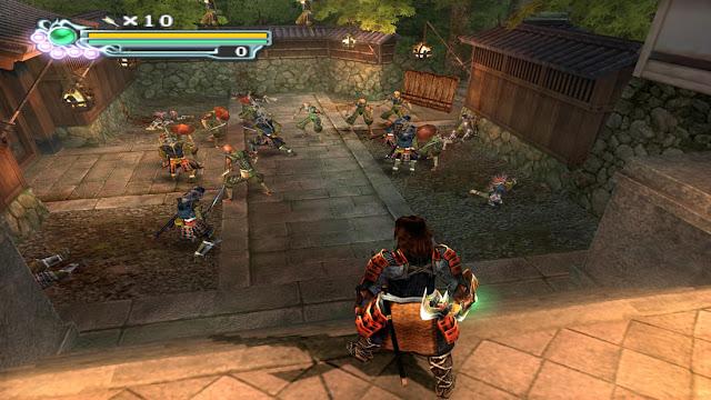 Imagem do Onimusha 3: Demon Siege