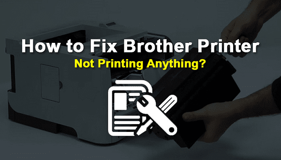 Guide Fix Brother Printer Not Printing 1855-788-2810 Issue Permanently