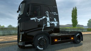 Leon: The Professional Volvo 2012 Skin Mod