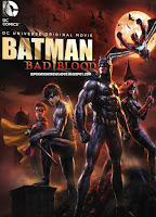 Batman: Mala sangre (2016) online y gratis