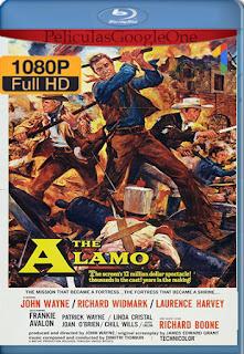 El Alamo [1960] [1080p BRrip] [Latino-Ingles] [HazroaH]