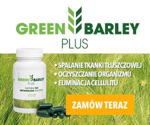 oczyszczanie organizmu zielony jęczmień