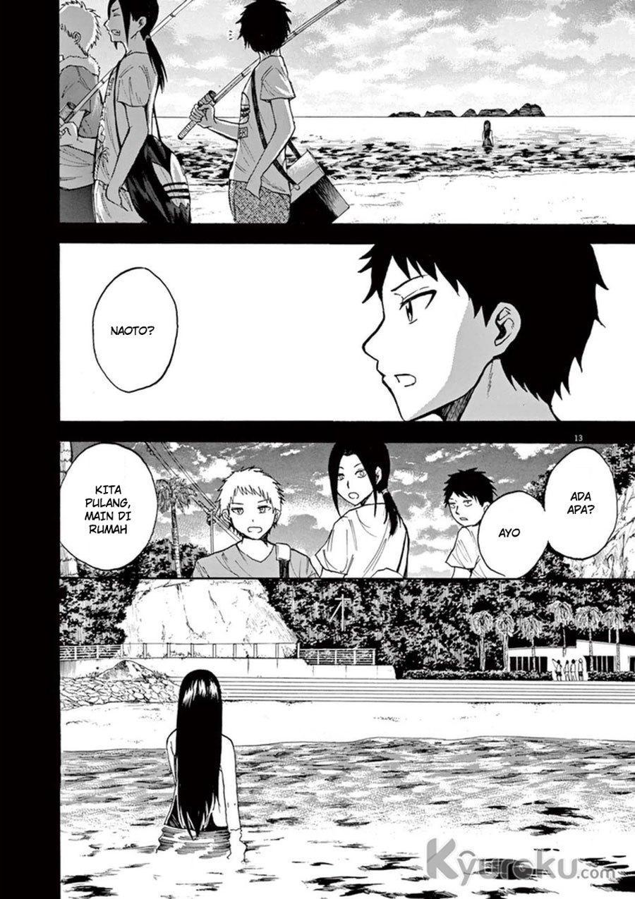 Hachigatsu no Ghost: Chapter 07 - Page 14