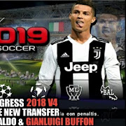 Pes 2019 Jogress V4.1 Iso + Save Data Ppsspp Full Transfer