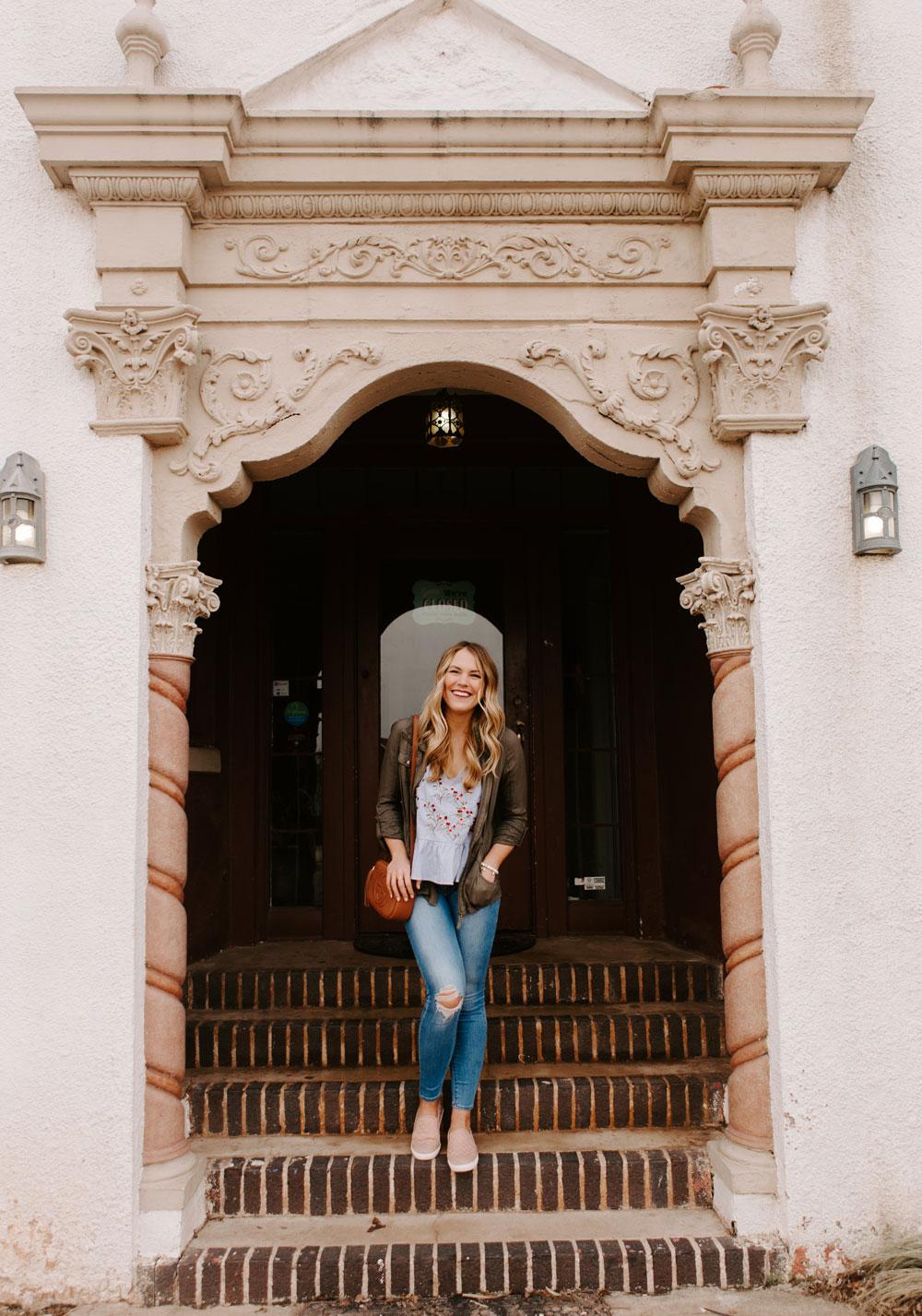 Amanda Martin of Amanda's OK blog shares her favorite spots in the Paseo Arts District of Oklahoma City