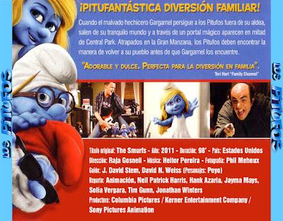 Los Pitufos - [2011]