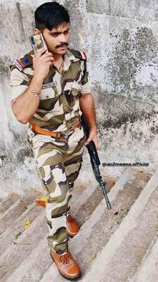 Anil Kumar Meena (Inspector)