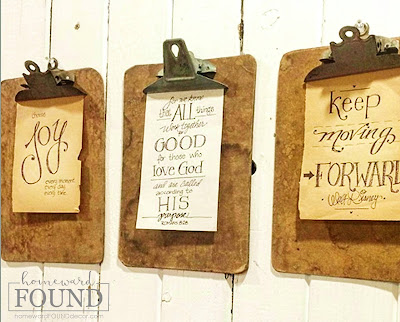 wall art, vintage paper, quotes, handlettered art, art, neutral home decor