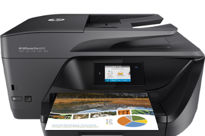 Download HP OfficeJet Pro 6978 Drivers