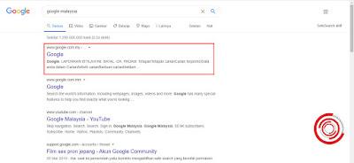 """1. Kalian bisa langsung mencarinya di pencarian Google negara mana saja dengan keyword """"Google + Negara"""". Sebagai contoh """"Google Jepang"""" atau """"Google Malaysia"""""""