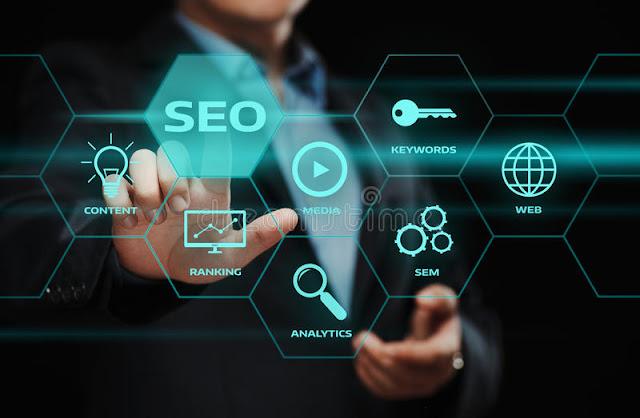 SEO Increase Search Visibility