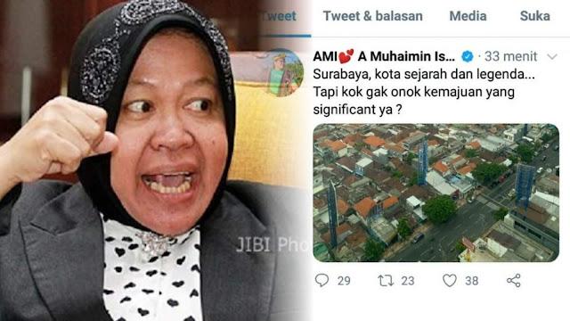 Twit Cak Imin soal Surabaya: Kok Gak Ada Kemajuan Signifikan Ya?