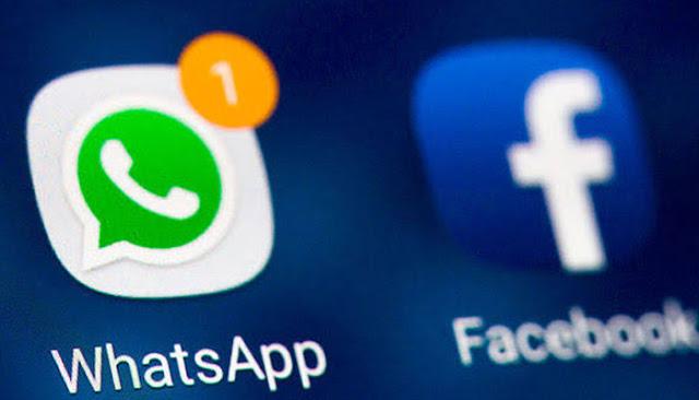 ميزة جديدة تربط بين واتس اب و فيسبوك