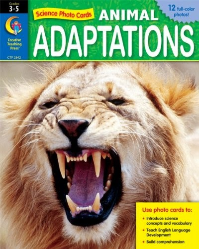 top 10 animal adaptations Identify various behavioral and structural plant and animal adaptations in various environments and climates identify how adaptations are crucial for human life.