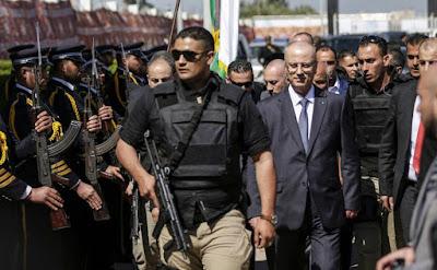 Hamas x Fatah tem explosão no comboio com premiê na Faixa de Gaza