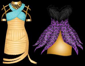 Stardoll Free Monster High Prom Dresses Items