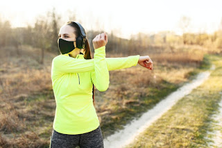 Rekomendasi Masker Olahraga Terbaik versi SehatQ