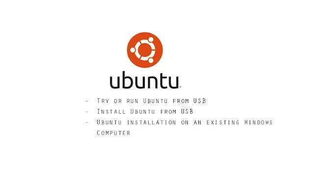 Installation of latest Ubuntu 16.04 from USB stick replacing Windows